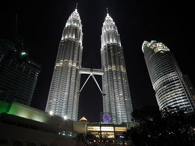 Petronas Tower, Malaysia, Tallest twin tower in the World
